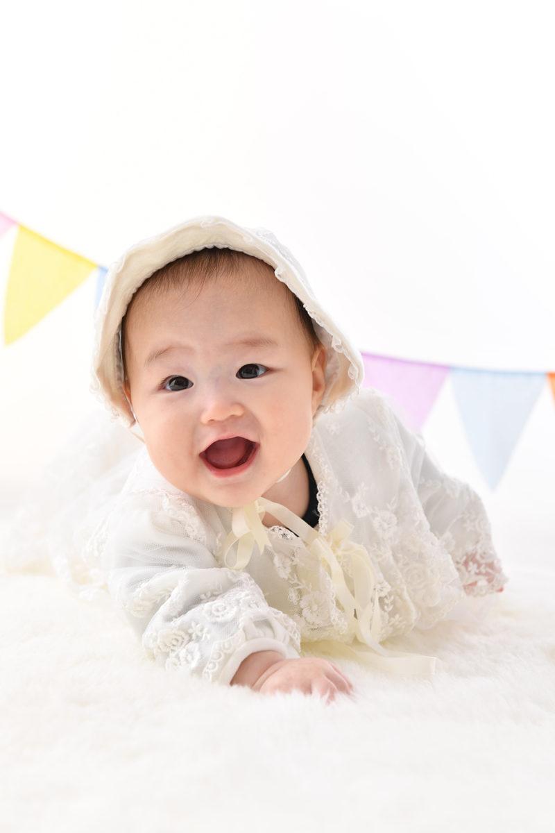100日 赤ちゃん